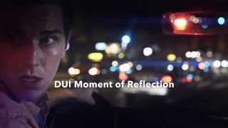 DUI Moment of Reflection Pulled Over