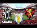 Video Gol Pertandingan Ceara vs Sport Recife