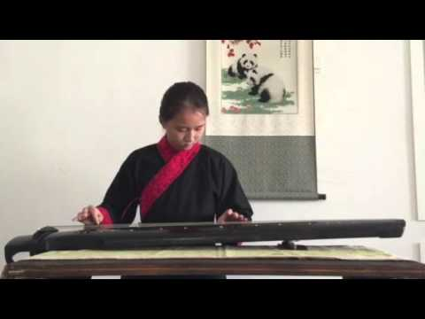 《Jiu kuang》 Guqin(traditional Chinese musical instrument)——Yan Xiaochen