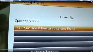 mettre serveur cccam vision hd600 660 670طريقة تمرير سيرفر لجهاز استقبال فيزيون