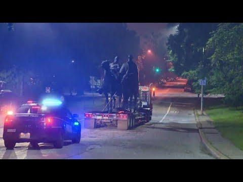 RAW VIDEO: Baltimore