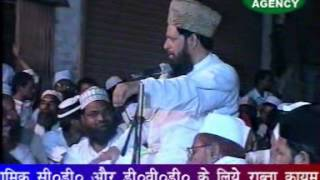 maulana obaidullah khan azmi taqreer on azmate quran