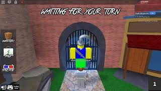 Copy of Roblox Murder Mystery (innocent all the time)