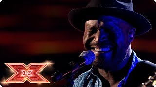 Kevin Davy White performs Whitney Houston classic | Live Shows | The X Factor 2017