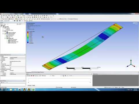 Download Ansys Static Analysis Tutorials Plasticity Analysis English