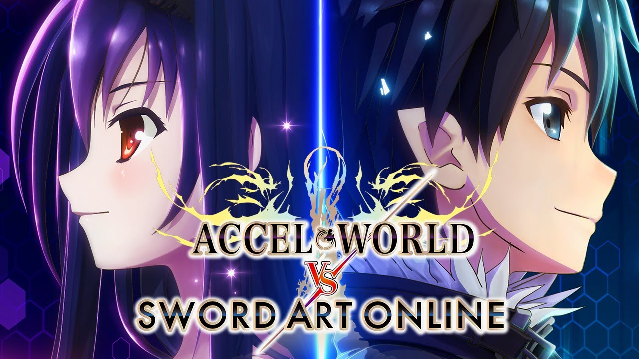 Accel World VS Sword Art Online THE BLACK LOTUS Part 1 Gameplay Walkthrough - YouTube