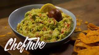 How To Make Guacamole Dip - Recipe In Description