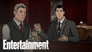 James Bond Films Reviewed By FX's Archer | Entertainment Weekly thumbnail