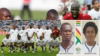 GHANA S FIRST EVER WORLD CUP IN 2006 VS ITALY WHERE ARE THE STARTING XI NOW
