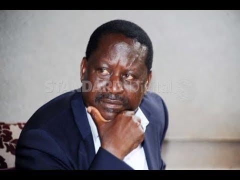 Raila Odinga succumbs to pressure from the West as he postpones fete