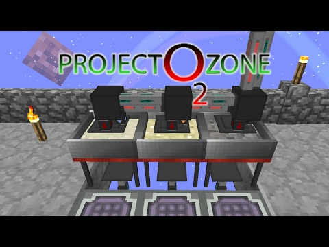 Project Ozone 2 Kappa Mode - AUTOMATED SIFTING & COMPRESSING [E09] (Modded Minecraft Sky Block)