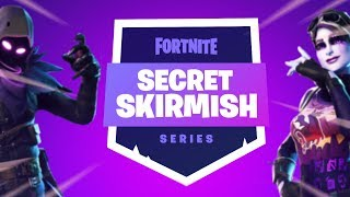 BIG NEWS! SECRET FORTNITE SKIRMISH?