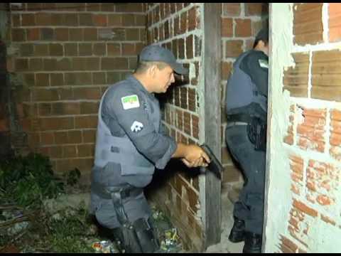 Patrulha Da Cidade Acompanha Operação Da Polícia Na Zona Norte - Parte2