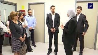 رؤيا ومؤسسة الحسين للسرطان توقعان اتفاقية تعاون - (11-7-2018)