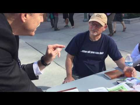 Wow! LDS talk to Real Christians - 2016 LDS General Conference -- Dalcour Bible