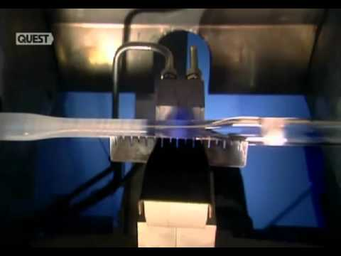 Manufacture of fibre optic cable (How It's Made Fiber Optic) Mohammad Shafiee