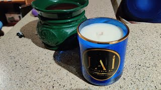Opulence By JAI: POISE Candle Unboxing