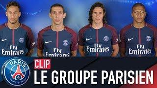 LE GROUPE PARISIEN / PARIS SQUAD : REAL MADRID vs PARIS SAINT-GERMAIN