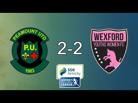 WNL GOALS GW10: Peamount United 2-2 Wexford Youths