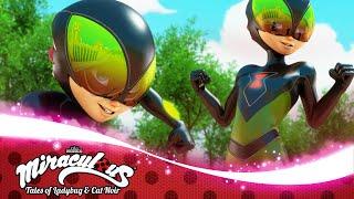Miraculous Ladybug | 🐞 Villains - Pharaoh VS Timebreaker | Ladybug and Cat Noir