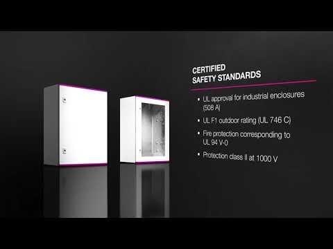 AX Fiberglass Enclosure Overview