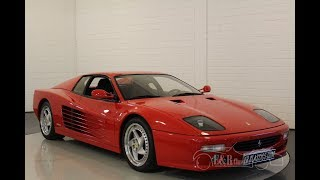 Ferrari F512 M 1994 -VIDEO- www.ERclassics.com