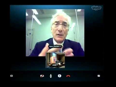 #UmanInspring - Intervento di Sir Ronald Cohen - YouTube