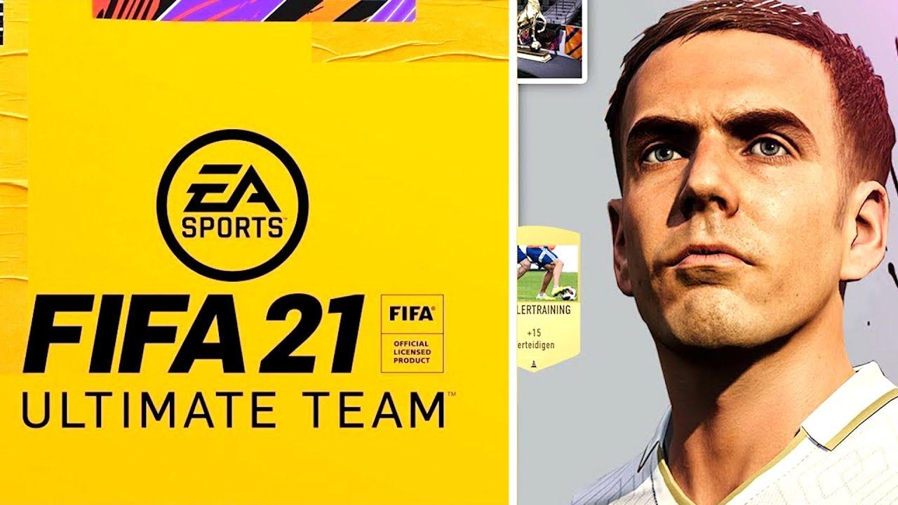 Купить FIFA 21