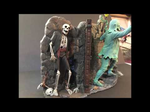 """The Model Shop"" 2016 Google Community Halloween Group Build"