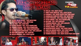 Download Lagu FULL NONSTOP 23 LAGU SANG BINTANG EDDY ZACKY mp3
