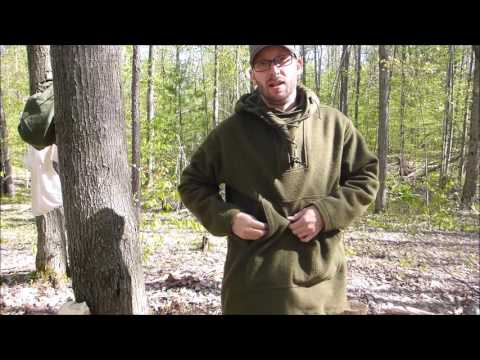 Ben's Backwoods - Lester River Bushcraft Boreal Shirt Review and Basic Load Out