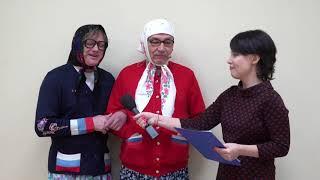 Блиц интервью с Анной Рождественской Новые Русские Бабки