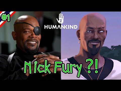 [Humankind  1] Nick Fury อยากได้ผ้าปิดตา | Humankind Gameplay ไทย