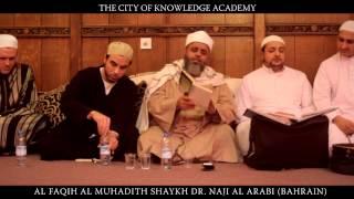 Shaykh Dr Naji al Arabi - The Most Beautiful Recitation of Diya al Lami Ever (Habib Umar Mawlid)