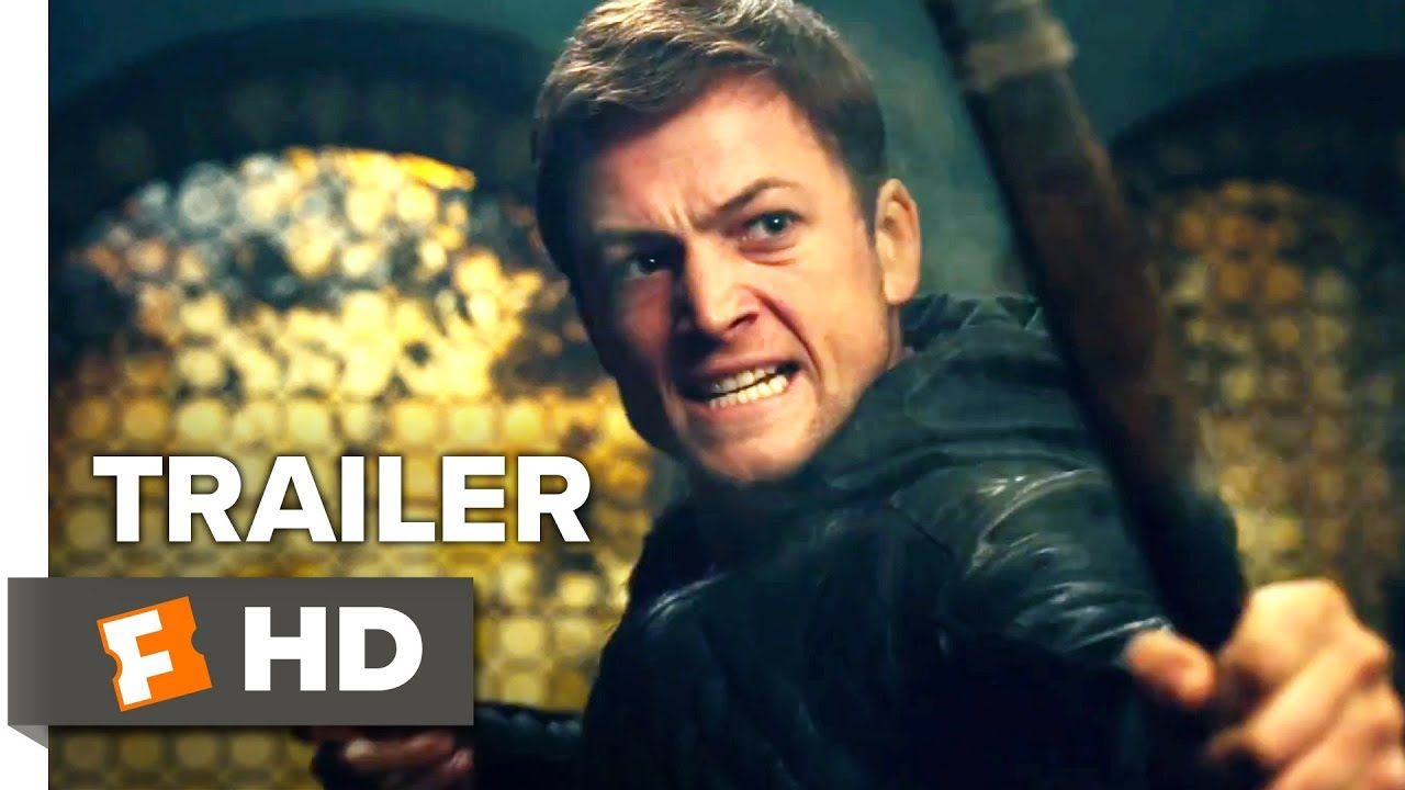 Robin Hood Trailer 1 2018 Movieclips Trailers Youtube