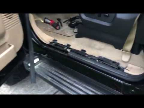 2015 Ford F-250 Upfitter Aux Switch Wiring