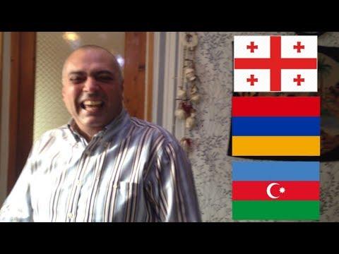 Анекдот про армянина, азербайджанца и грузина, которые играют в футбол