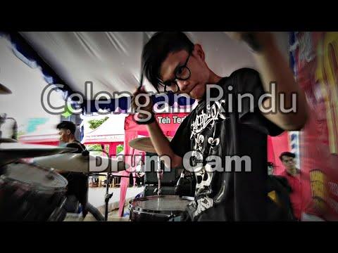 Fiersa Bersari - Celengan Rindu (Metal Cover) | Drum Cam Festival Band SMAN 2 Martapura