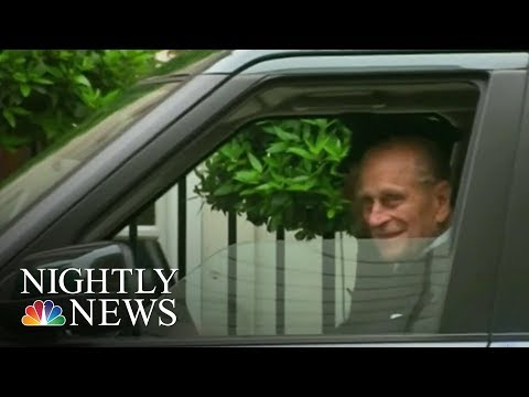 Prince Philip Voluntarily Gives Up Driver's License Weeks After Crash | NBC Nightly News