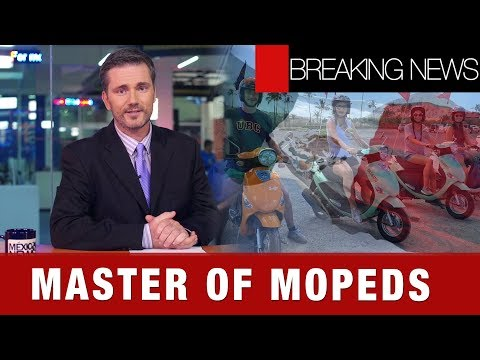 MEXICO'S MASTERS OF MOPEDS: ITALIKA   BREAKING NEWS BUSINESS
