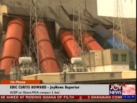 Ghana's Energy - Joy News Today (28-10-14)