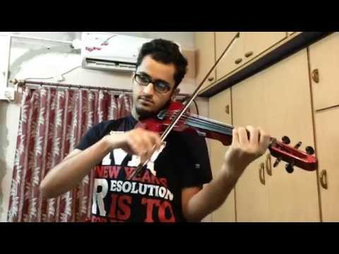 What a wonderful world (Violin Cover)