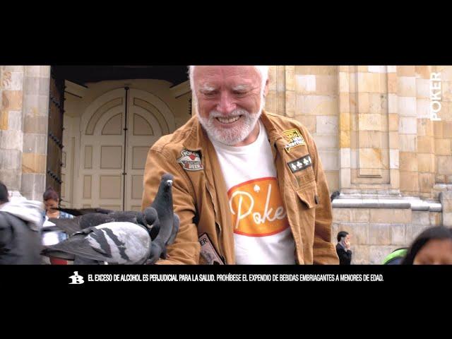 Harold vino para acabar con las excusas y decir #FrescoEsUnaPokerita │Cerveza Poker