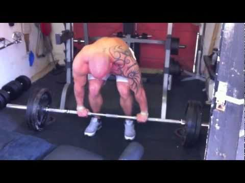 SLDL Form Check (150kg) - YouTube