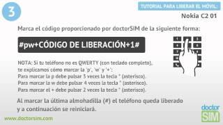 Liberar móvil Nokia C2 01 | Desbloquear celular Nokia C2 01