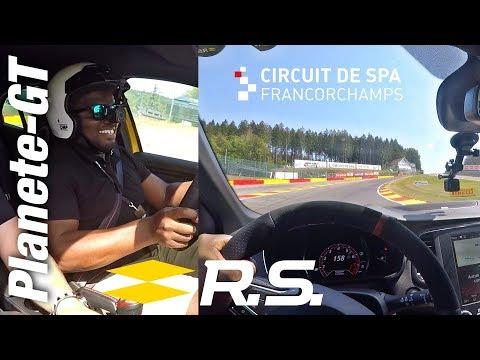 Essai : Megane RS Trophy 2019 à Spa-Francorchamps