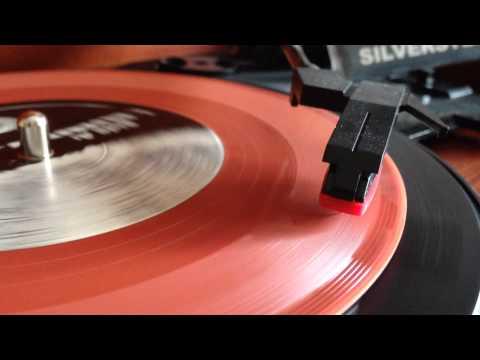 "Silverstein - Coming Clean (Get Up Kids cover) 7"" vinyl"