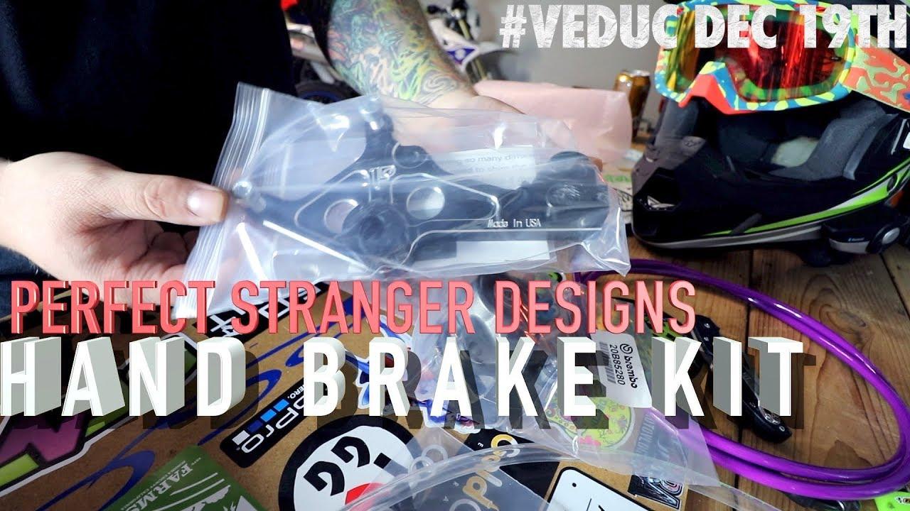 GROM STUNT PARTS | PSD Handbrake Kit | #VEDUC Dec 19th