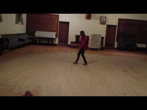 In The Mood Beginner Line Dance. (teach and demo)