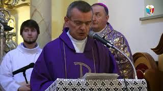 BOGUSZA - utworzenie nowej parafii w diecezji tarnowskiej - 16 III 2018